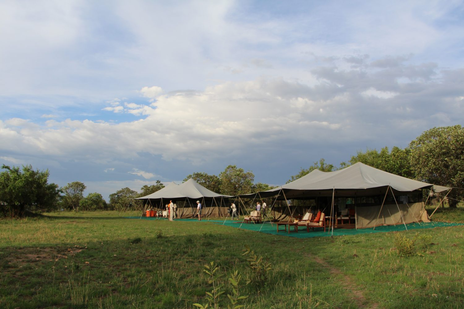 Serengeti North Wilderness Camp